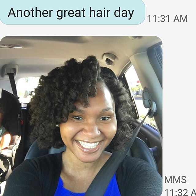 And that's what it's all about! Good hair is healthy hair that looks great, feels better, and makes