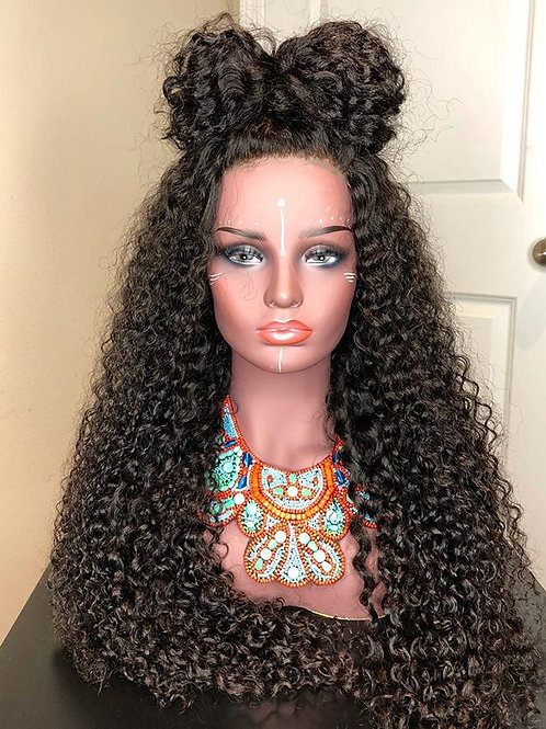 """""""The Angel"""" 22"""" Malaysian Curly"""