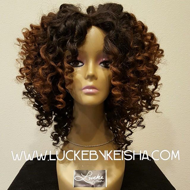 Lucke By Keisha Custom Wig Making