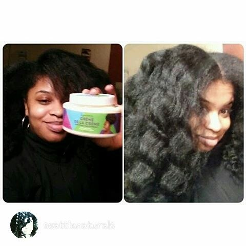 __ RESULTS __ 👀🙌👍👏😍 #Egocentricbeautyreview repost from _seattlenaturals_Finally! Wash, dried,