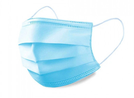 Giving Away 1,000 Surgical Masks