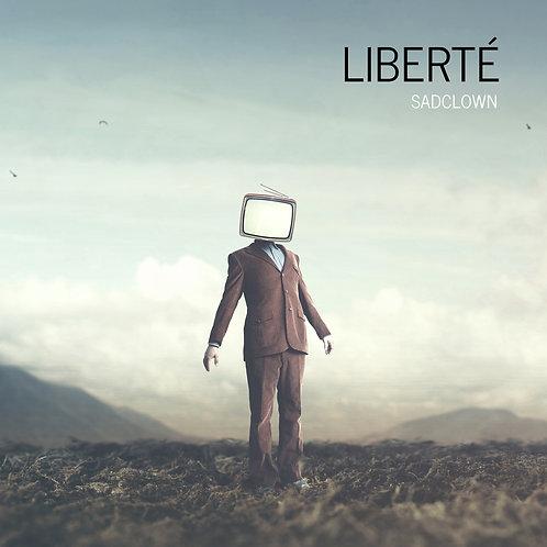 """Album Liberté """"Format digital"""""""