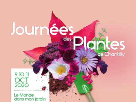 Les Journées des Plantes à Chantilly