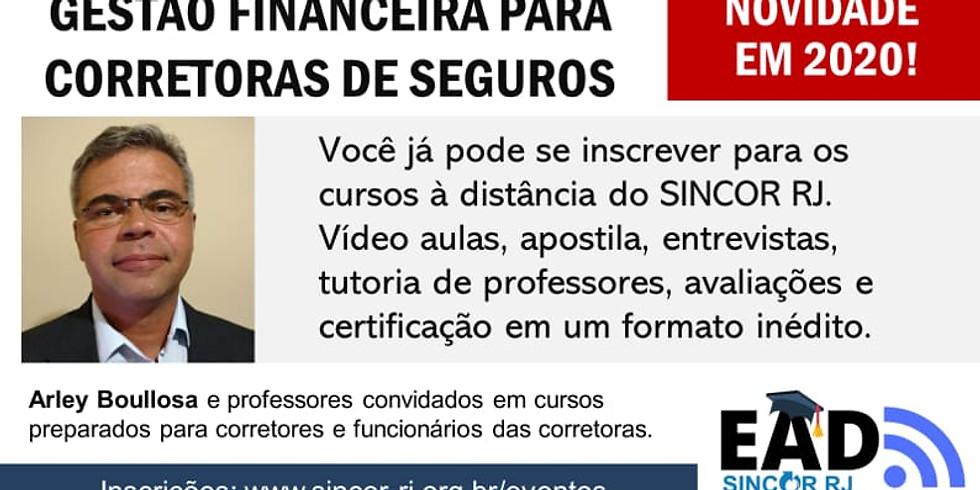 EAD   GESTÃO FINANCEIRA PARA CORRETORAS DE SEGUROS
