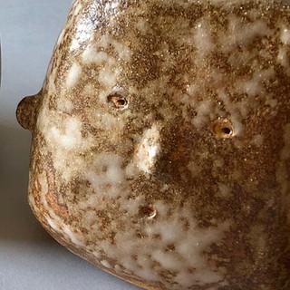 penseur brun 15 cm
