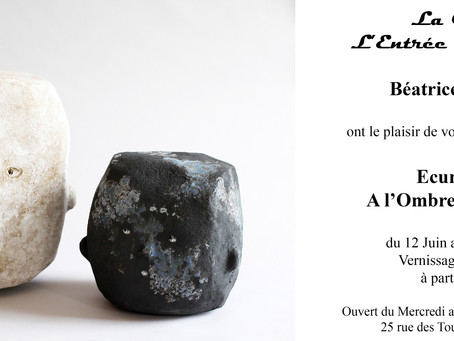 Exposition, Galerie l'Entrée des Artistes