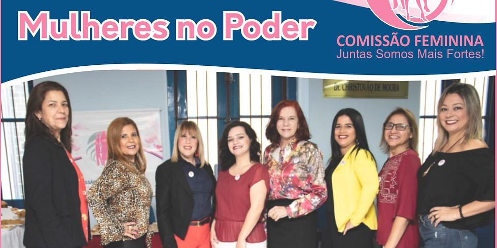 Comissão Feminina   Mulheres no Poder