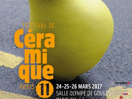 Festival de céramique Paris 11