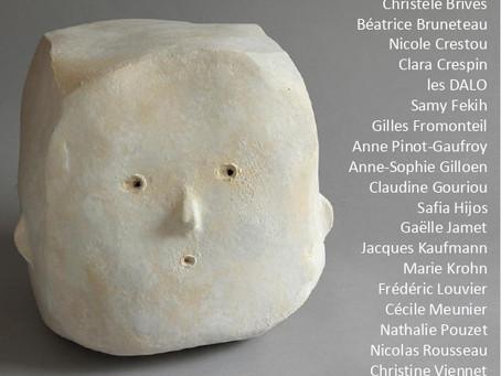 Exposition à la Galerie Terres d'Aligre, Paris 12°