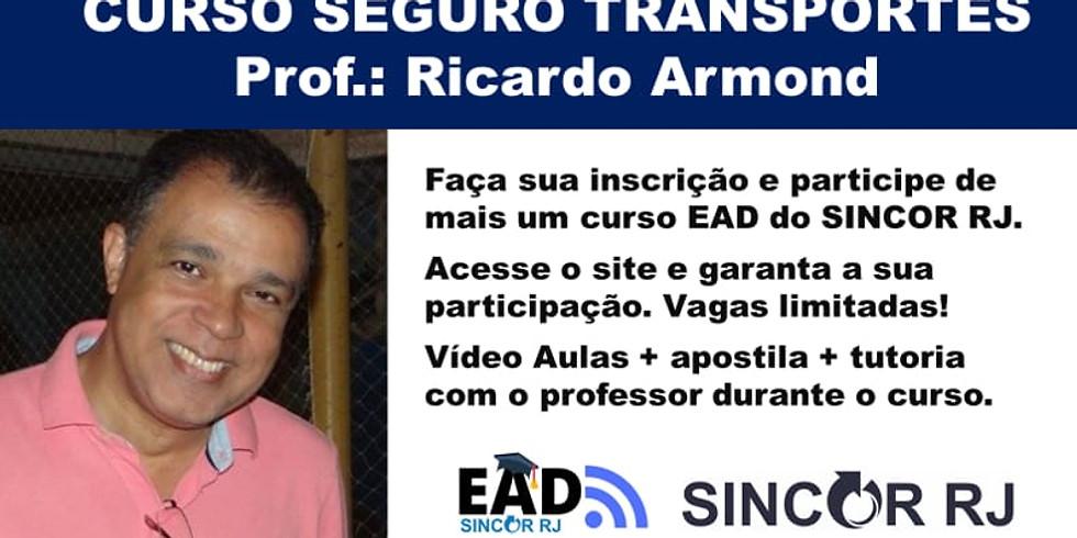 EAD | CURSO SEGURO TRANSPORTES