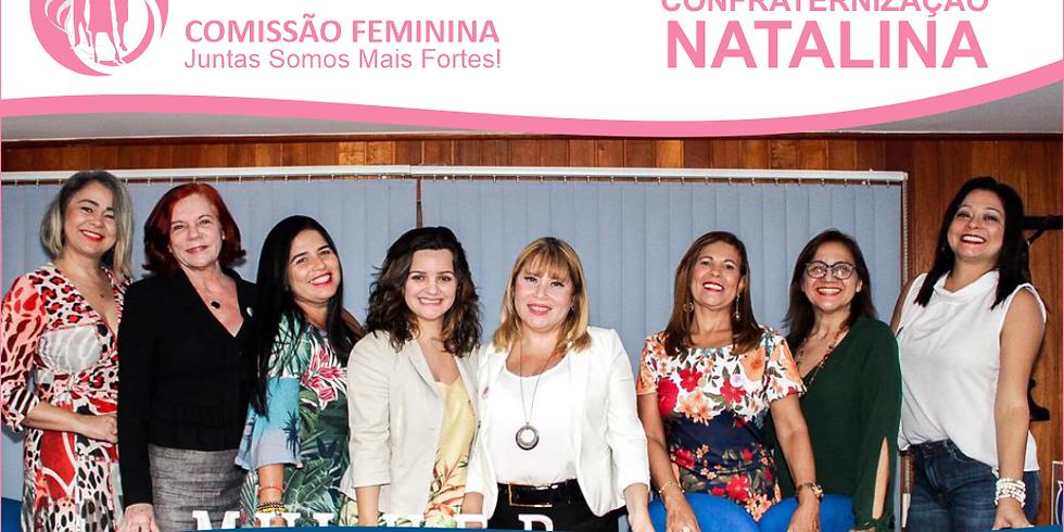 COMISSÃO FEMININA | CONFRATERNIZAÇÃO DE NATAL