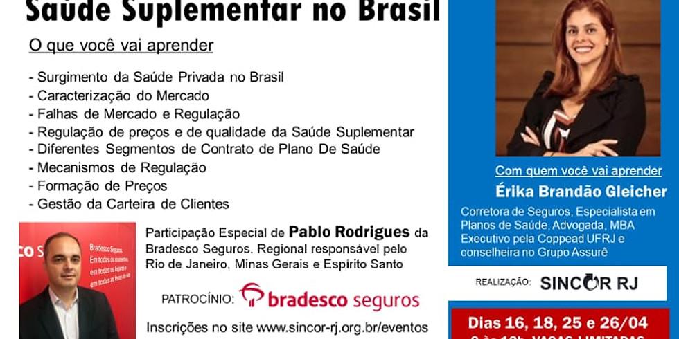 Saúde Suplementar no Brasil