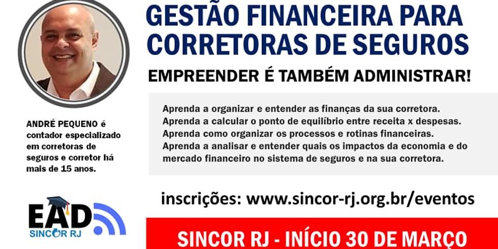 EAD GESTÃO FINANCEIRO PARA CORRETORAS DE SEGUROS