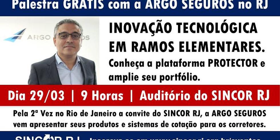 Inovação Tecnológica em Ramos Elementares.