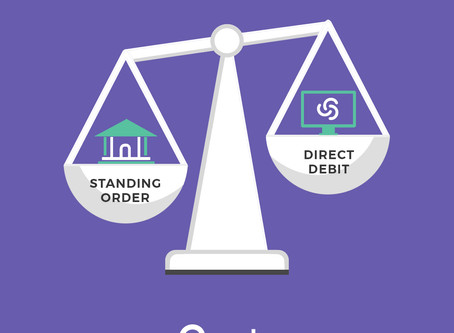 Direct Debit vs Standing Order - Defining The Differences