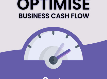 This New Year, Will You Optimise Your Business Cash Flow?