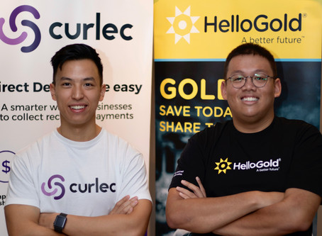 Curlec Partners With HelloGold On New SmartSaver™ Programme.