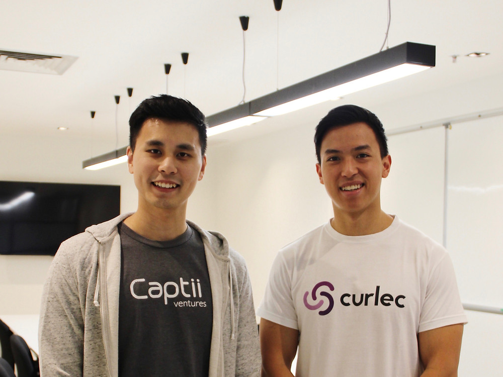 Captii Ventures and Curlec announce seed funding round
