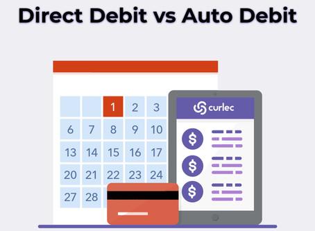 Direct Debit vs Auto Debit - What's The Difference?