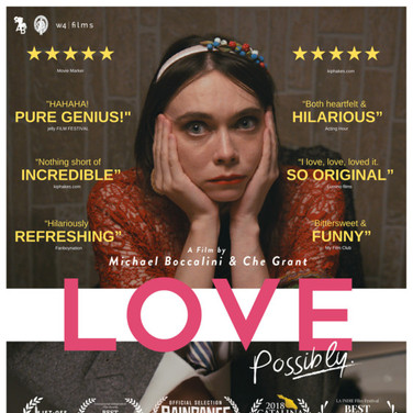 Love Possibly (1h23min || UK)