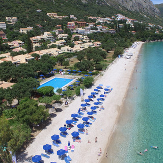 La Riviera Barbati Apartments Aerial pho