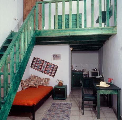 Zambella apartments bedroom with loft.jp
