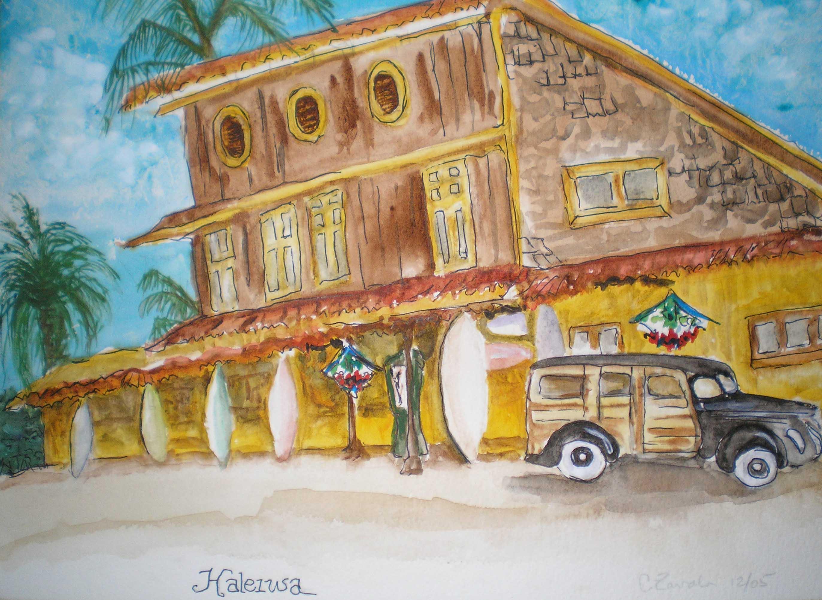 Haleiwa Surf Shop