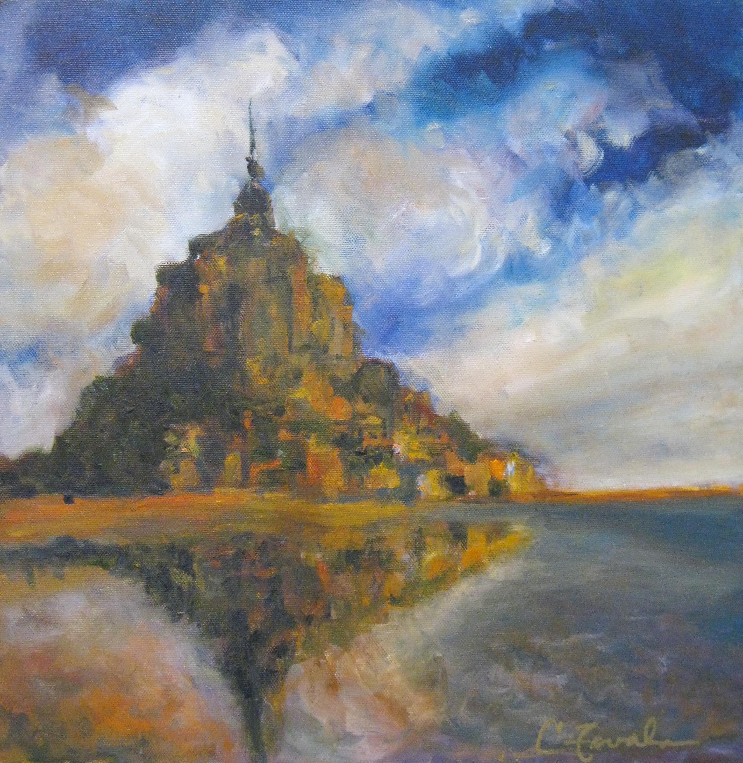 Mont St. Michel #2