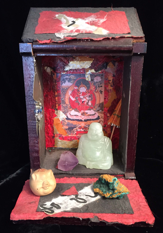Tibetan Tidings - Altar