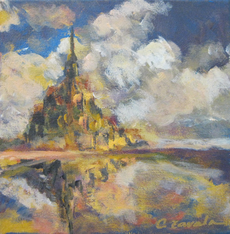Mont St. Michel #3
