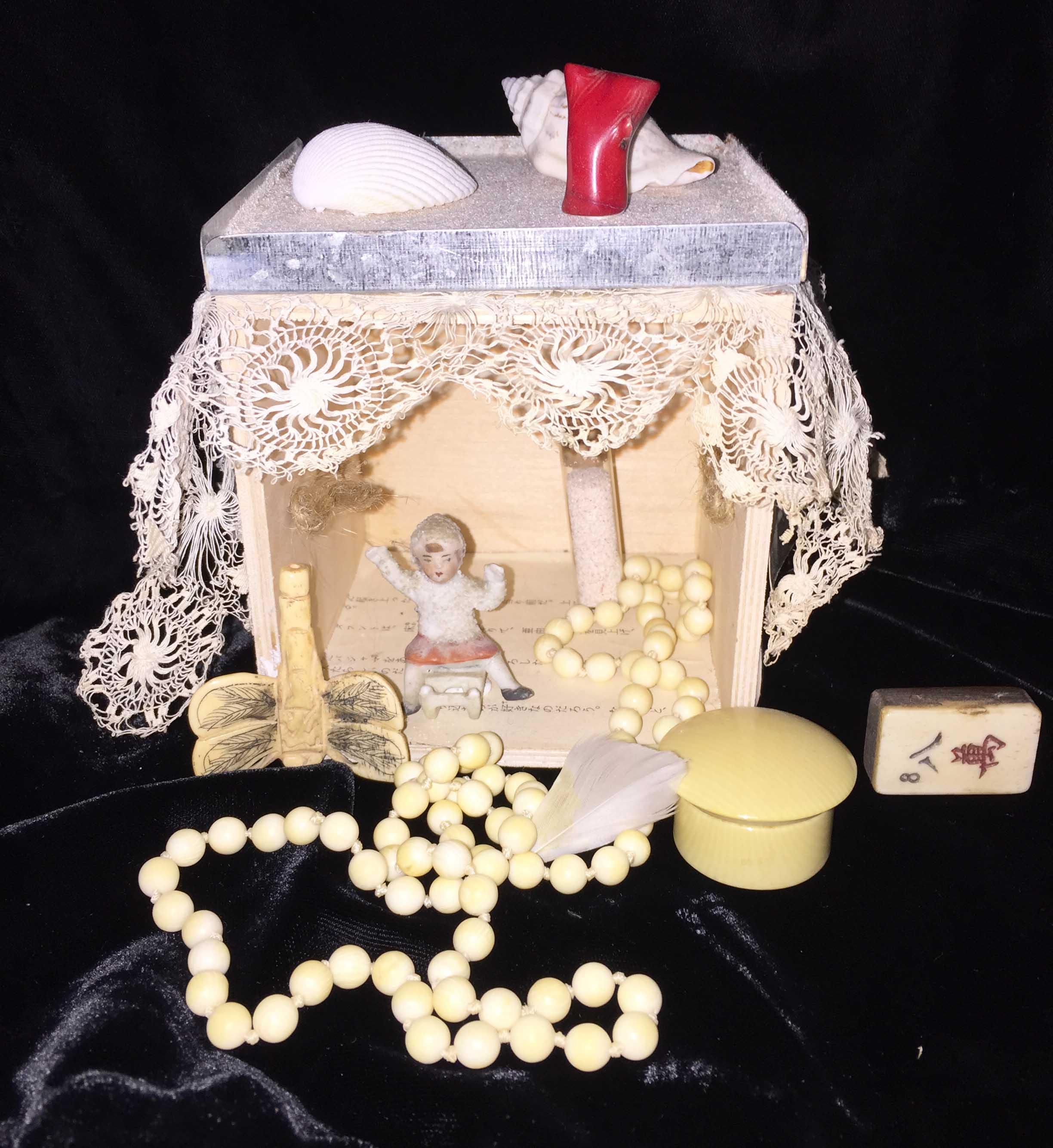 CZs Tiny Altar