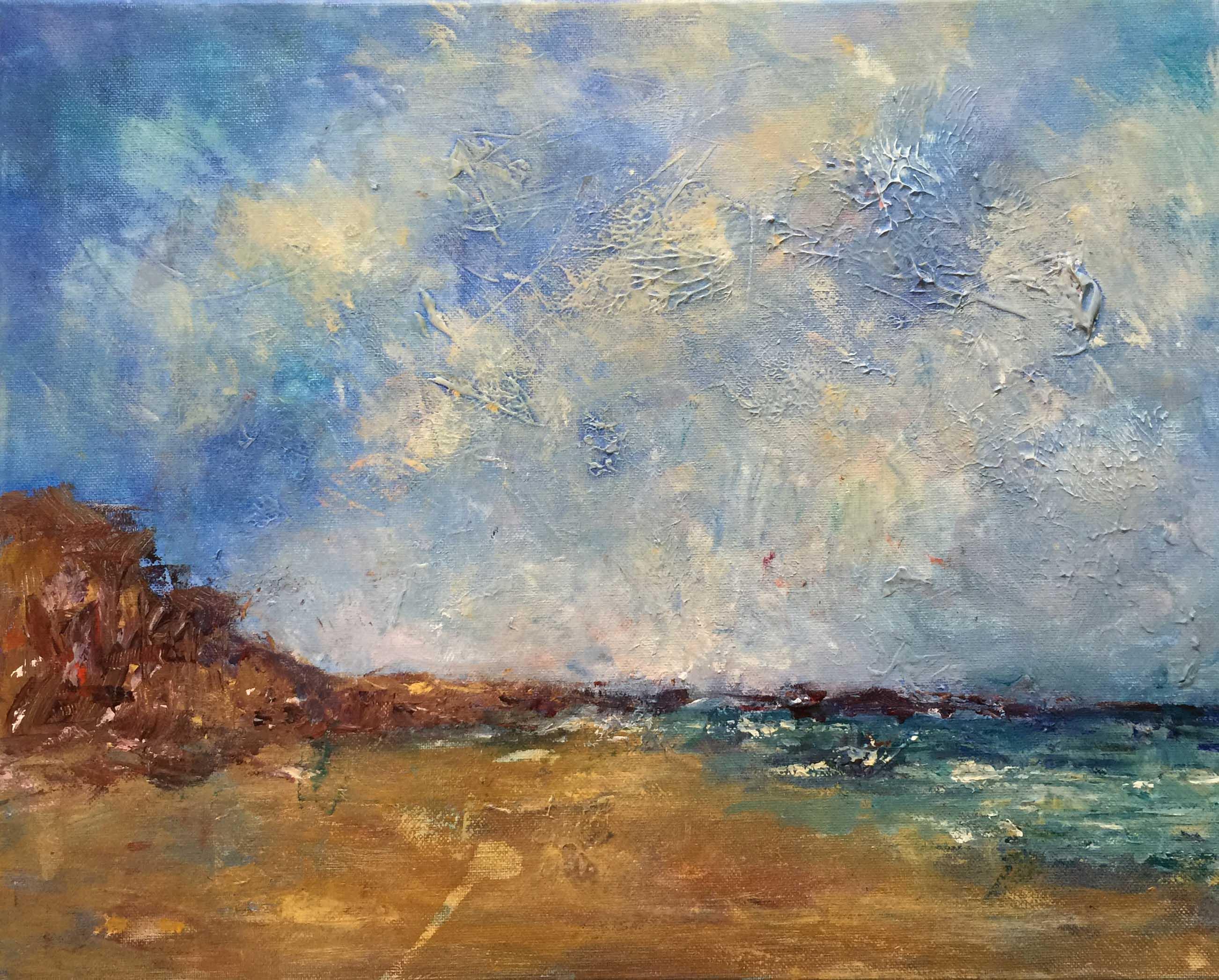 Seascape After Turner