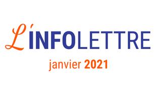 L'infolettre de janvier 2021