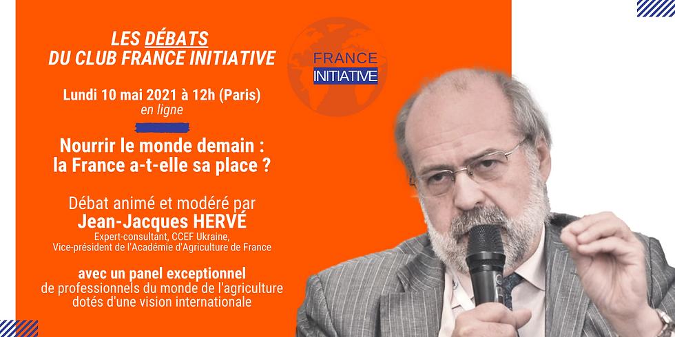 Débat CFI | Nourrir le monde demain : la France a-t-elle sa place ?
