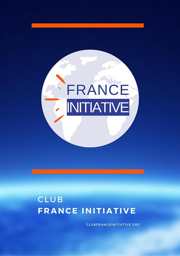 Plaquette de présentation du Club France Initiative