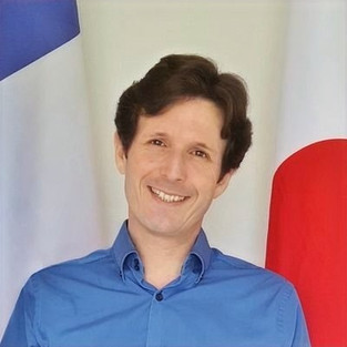 Fabien LEVET, fondateur et directeur de l'Ecole du Juste Milieu à Tokyo