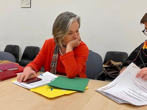 Réunion de travail au Consulat de France à San Franciso