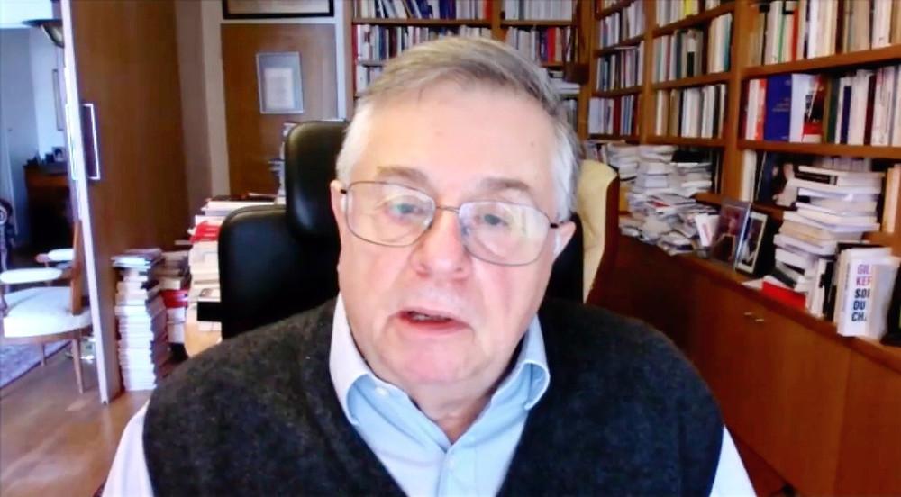 Joseph MAÏLA, ancien directeur de la prospective au ministère des Affaires étrangères