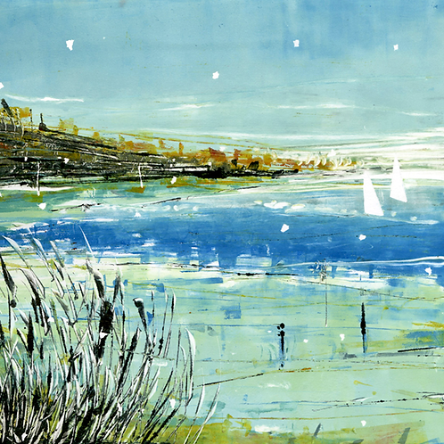 Close to Shore – Limited Edition Giclée print
