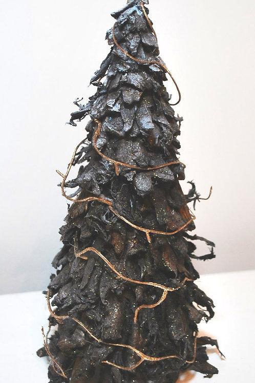 Mini Bark Xmas Tree