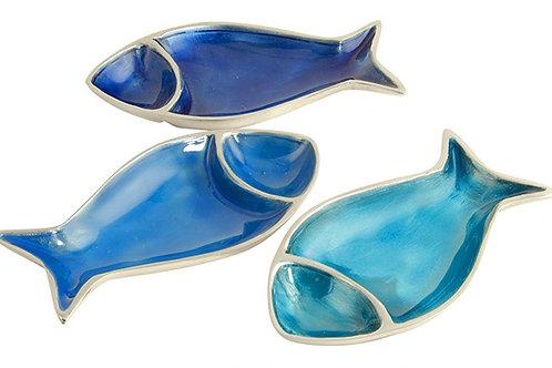 Recycled Aluminium Fish Dish