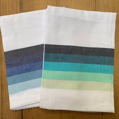 Cotton Tea Towels - pack of 2