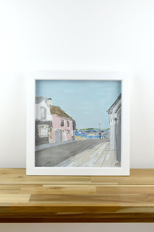 Original Painting 'South Street Emsworth'