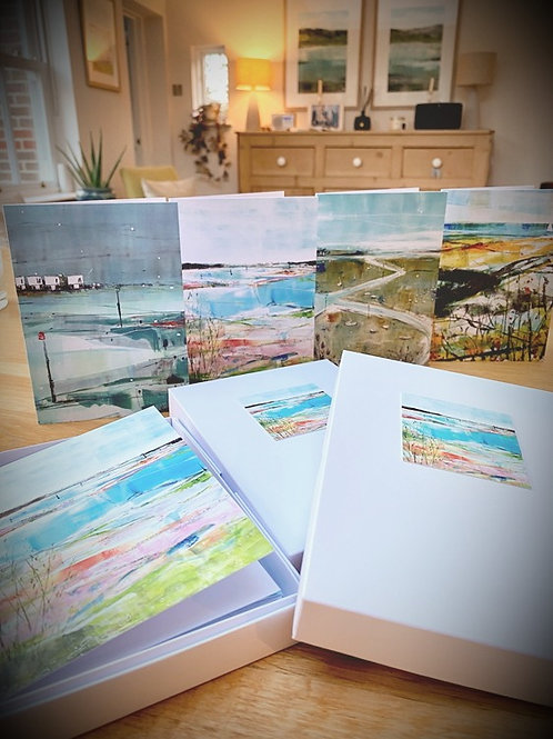 Chichester Harbour Note Cards – Pack of 8