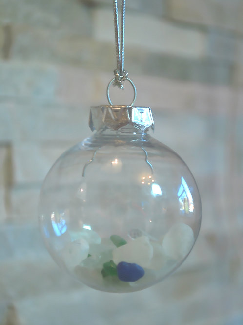 Sea Glass Bauble