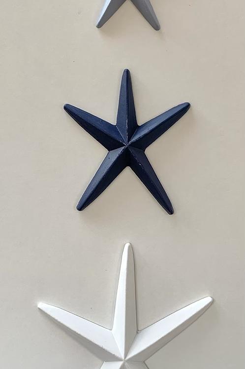 Set of 3 Painted Starfish