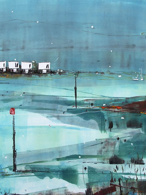 Towards Thorney – Limited Edition Giclee Print