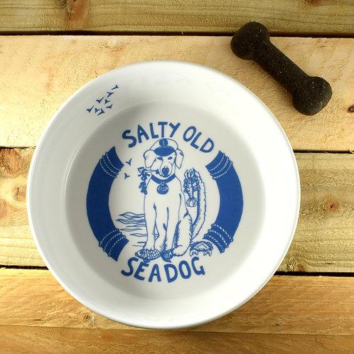 Bone China Hand Decorated Pet Bowls