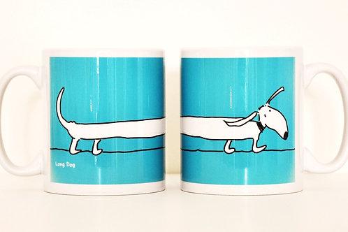 Long Dog Mug