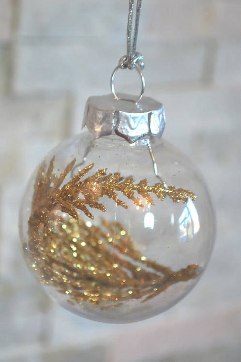 Gold Palm Bauble